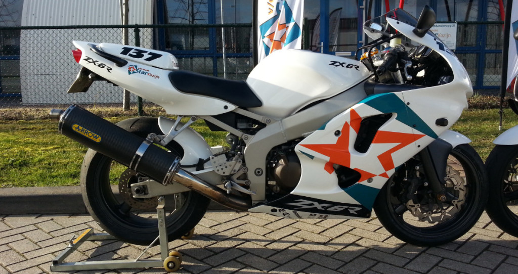 Zx6r Kees